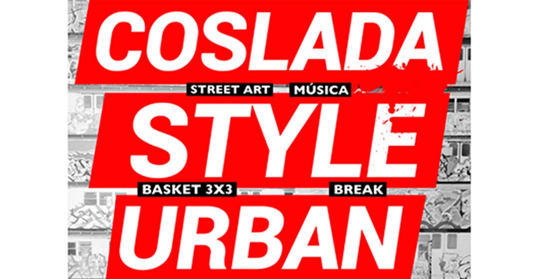 Coslada Style Urban ¡¡Save the date!!!!