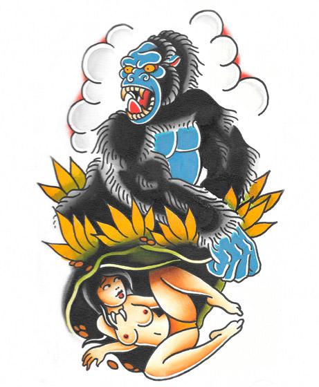 gorilabuscon