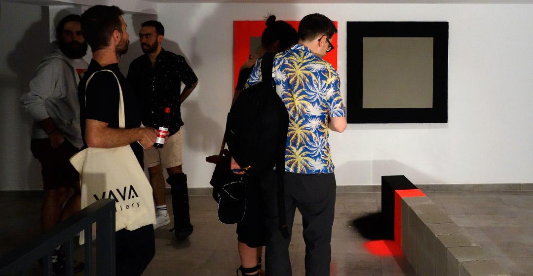 Posdicotomías en Vava Gallery